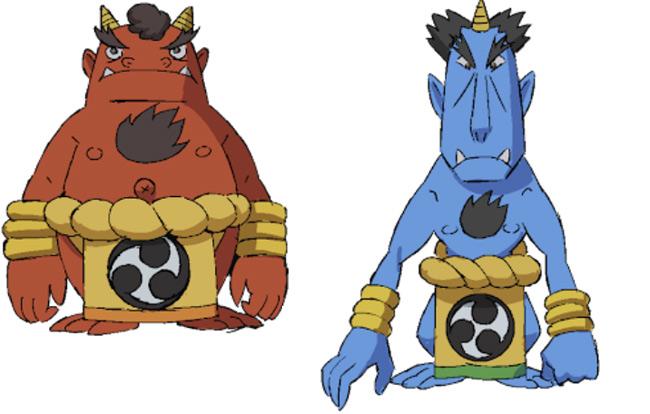 Nhà vô địch huyền thoại: Anh em nhà Oni.