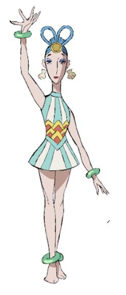 Nhà vô địch huyền thoại Công chúa Otohime.