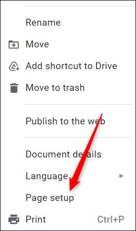 Cách xóa một trang trong Google Docs - Ảnh minh hoạ 3