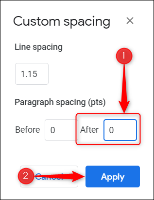 Cách xóa một trang trong Google Docs - Ảnh minh hoạ 7