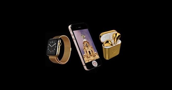 8 sản phẩm và phụ kiện đắt tiền nhất của Apple