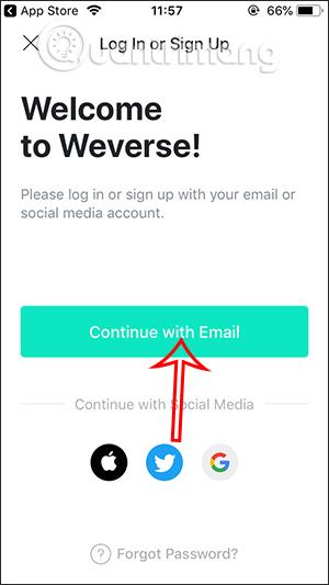 Cách đăng ký Weverse, sử dụng Weverse - Ảnh minh hoạ 3