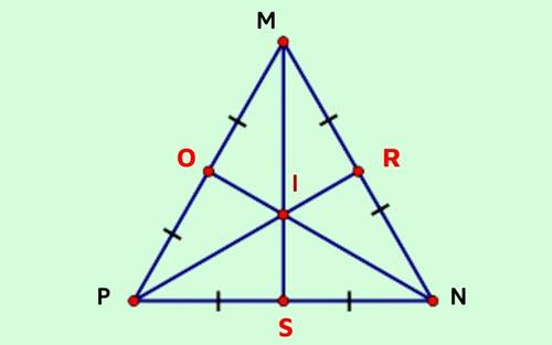 Trọng tâm là gì? Công thức tính trọng tâm của tam giác