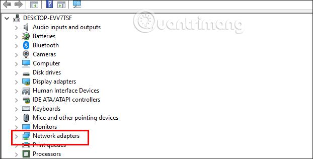 Cách chuyển sang băng tần WiFi 5GHz trên Windows 10