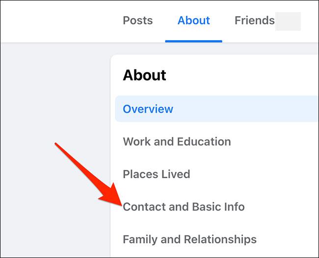 Cách đổi ngày sinh nhật của bạn trên Facebook - Ảnh minh hoạ 3