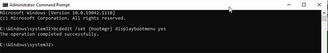 Cách khắc phục tùy chọn khởi động kép không hiển thị trong Windows 10