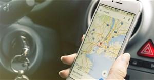 Cách chia sẻ vị trí Google Maps trên iPhone