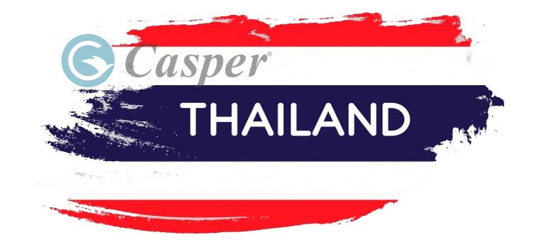 Tivi Casper của Thái Lan