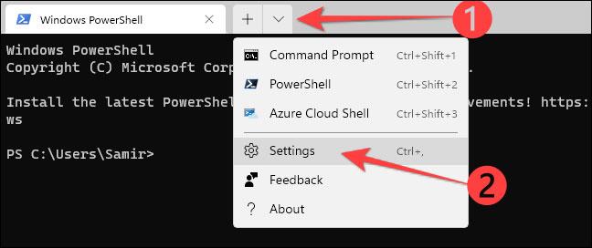Cách đặt Windows Terminal làm ứng dụng Terminal mặc định và những lợi ích có được