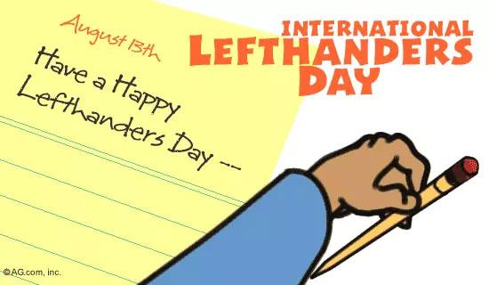 Ngày Quốc tế người thuận tay trái