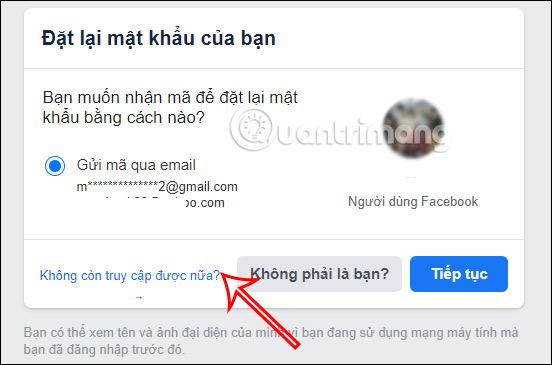 Nhập email mới