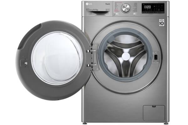 Máy giặt sấy LG Inverter 9kg FV1409G4V