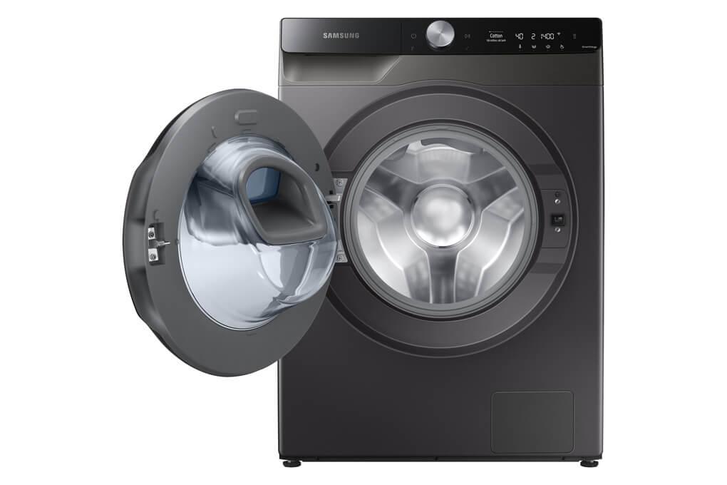 Máy giặt sấy lồng ngang Samsung Addwash Inverter 9.5kg WD95T754DBX/SV