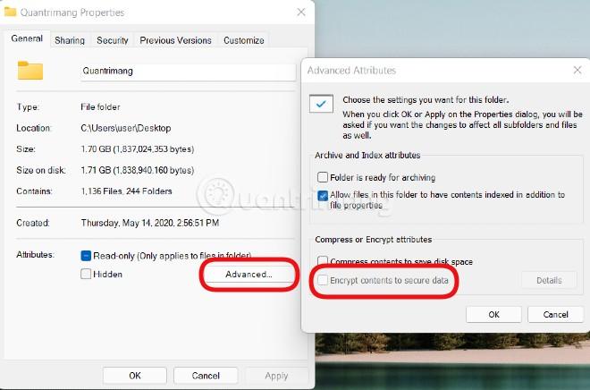 4 cách ẩn hoặc bảo vệ một thư mục Windows tốt nhất, không cần cài thêm phần mềm - Ảnh minh hoạ 5