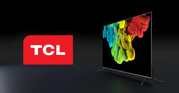 Tivi TCL đẹp, bền