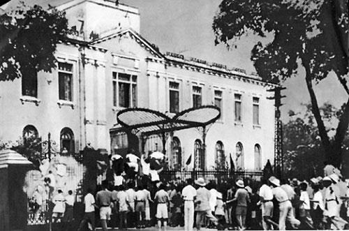 19/8/2021 - Kỷ niệm 76 năm Cách mạng tháng Tám thành công