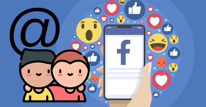 Cách tag bạn bè trên Facebook
