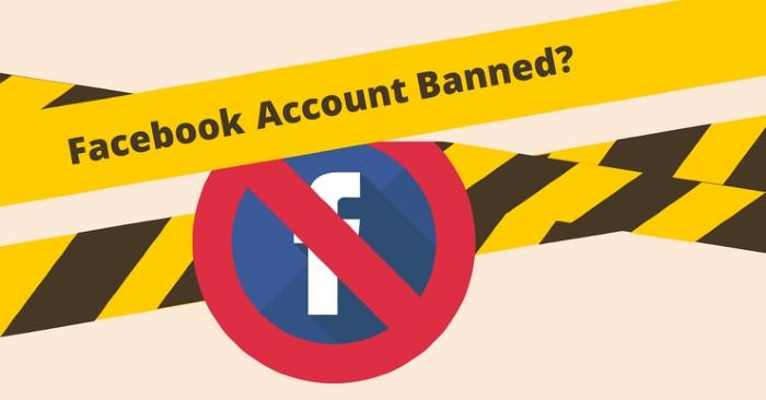 Những lý do khiến bạn bị Facebook khóa tài khoản