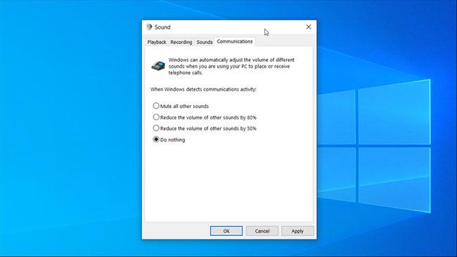 Sửa lỗi âm lượng tự động tăng/giảm trong Windows 10