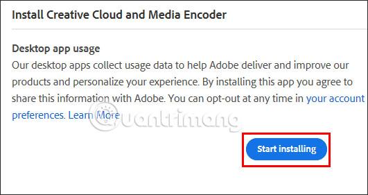 Máy tính để bàn Creative Cloud