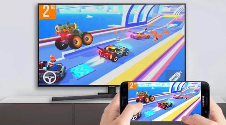 Tivi TCL và Tivi Casper kết nối đa dạng