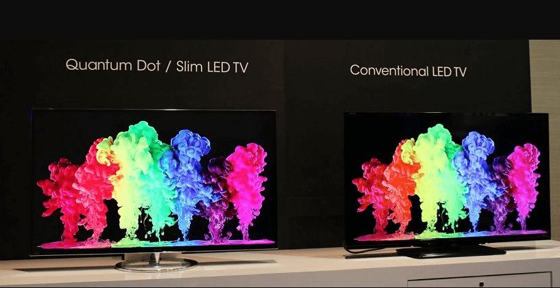 Tivi TCL ứng dụng công nghệ chấm lượng tử Quantum Dot