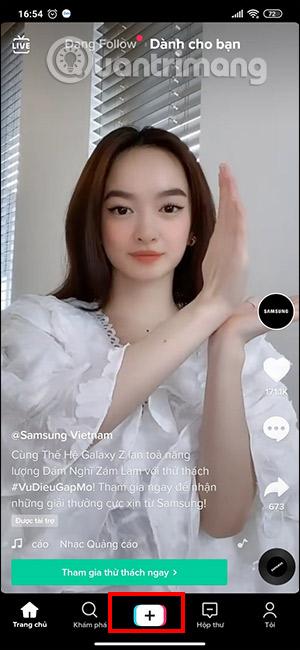 Cách tạo video TikTok từ hình ảnh cá nhân