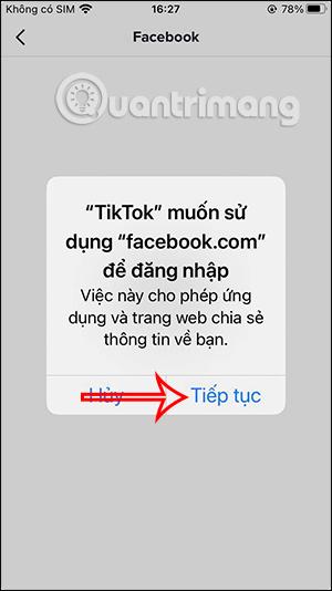 Cách tìm bạn bè Facebook trên TikTok - Ảnh minh hoạ 4