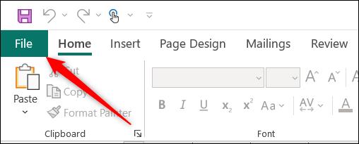 Cách chuyển đổi file Microsoft Publisher (.pub) sang PDF