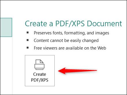 Cách chuyển đổi file Microsoft Publisher (.pub) sang PDF - Ảnh minh hoạ 3