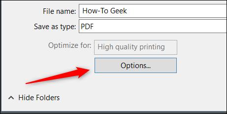 Cách chuyển đổi file Microsoft Publisher (.pub) sang PDF - Ảnh minh hoạ 4