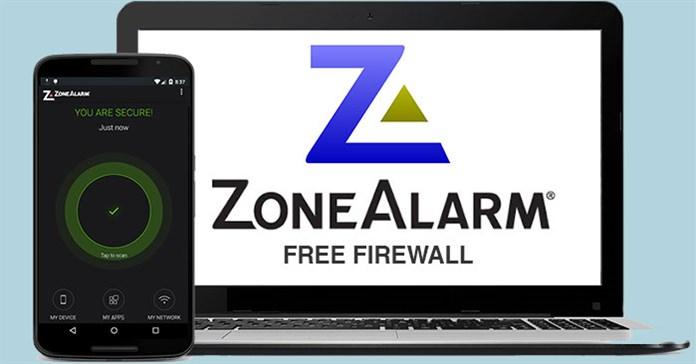 Sử dụng ZoneAlarm như thế nào?
