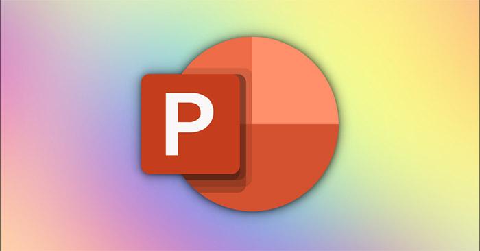 Cách tạo văn bản nhiều màu sắc trong PowerPoint