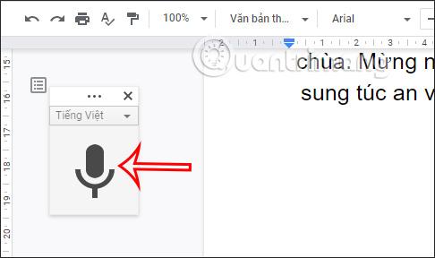 Nhập văn bản bằng giọng nói trên Google Docs như nào? - Ảnh minh hoạ 7