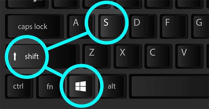 Sửa lỗi phím tắt Windows + Shift + S không hoạt động trên Windows 10