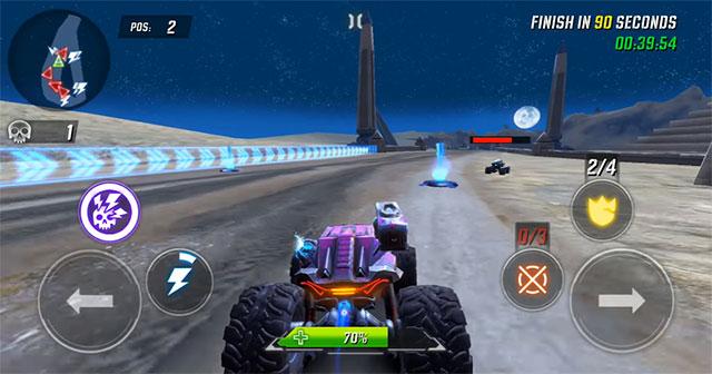 Race Rocket Arena