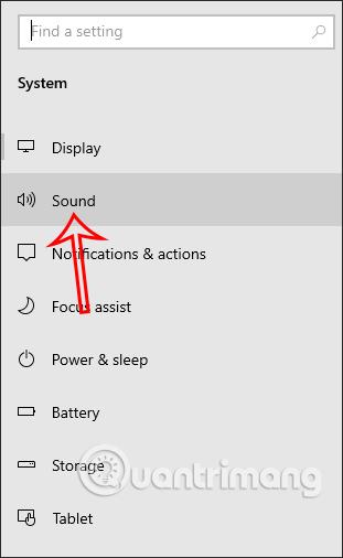 Điều chỉnh âm thanh trên máy tính