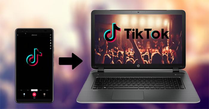 Cách tải video lên TikTok từ máy tính rất đơn giản