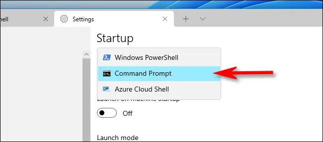 "Bấm chọn ""Command Prompt"""