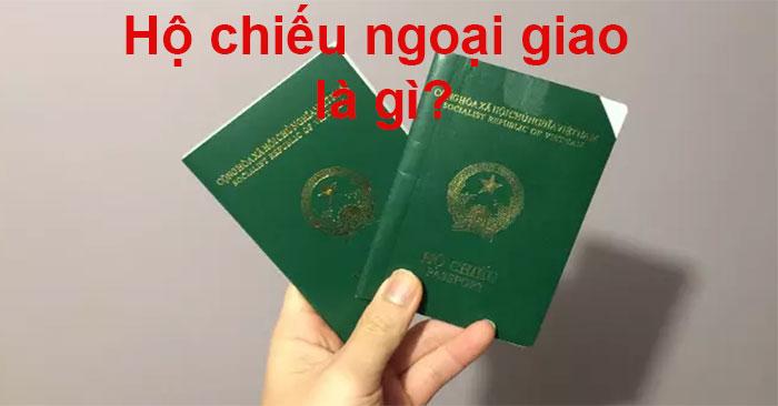 Hộ chiếu ngoại giao là gì?