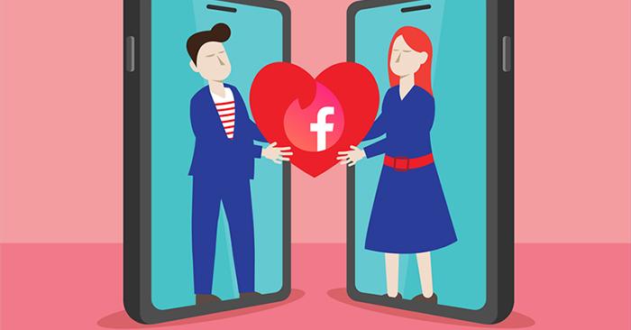 Cách hẹn hò với người nổi tiếng trên Facebook