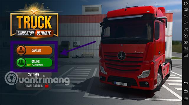 tải truck simulator pc