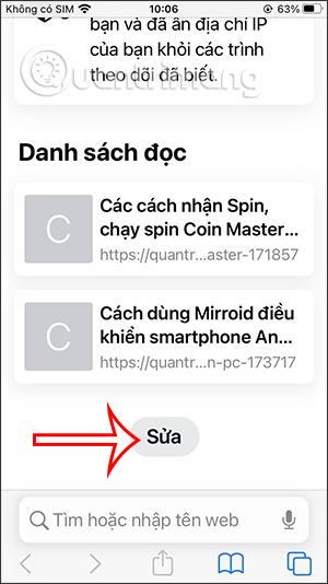 Sửa hình nền iPhone