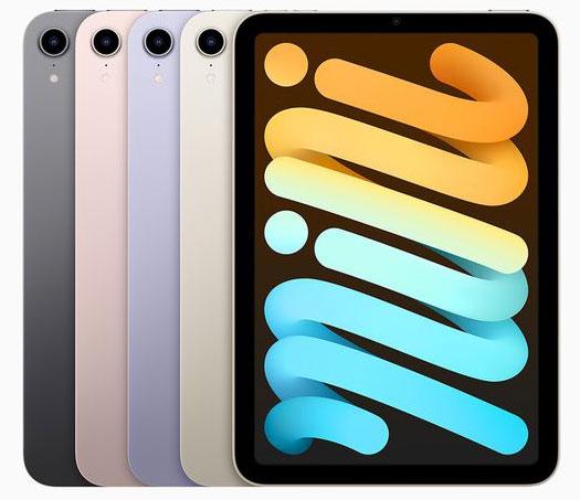 Cổng sạc của iPad mini 6 cũng đã thay đổi từ Lightning sang USB-C
