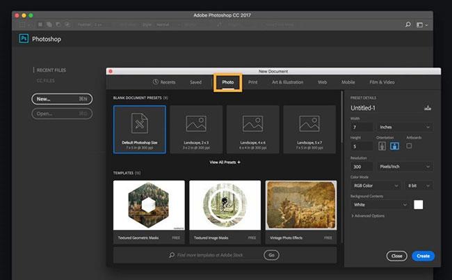 Chọn giấy phép để sử dụng nội dung trong Adobe Stock