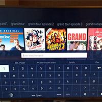 Cách sửa lỗi tivi mất bàn phím ảo