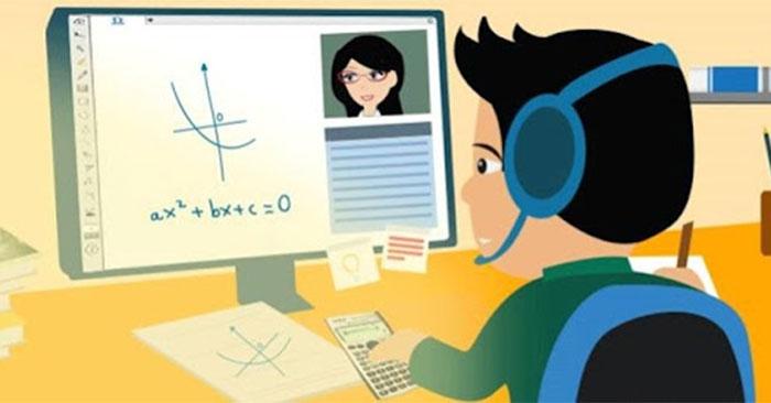 Học trực tuyến mạng nghẽn, mạng lag tại sao?