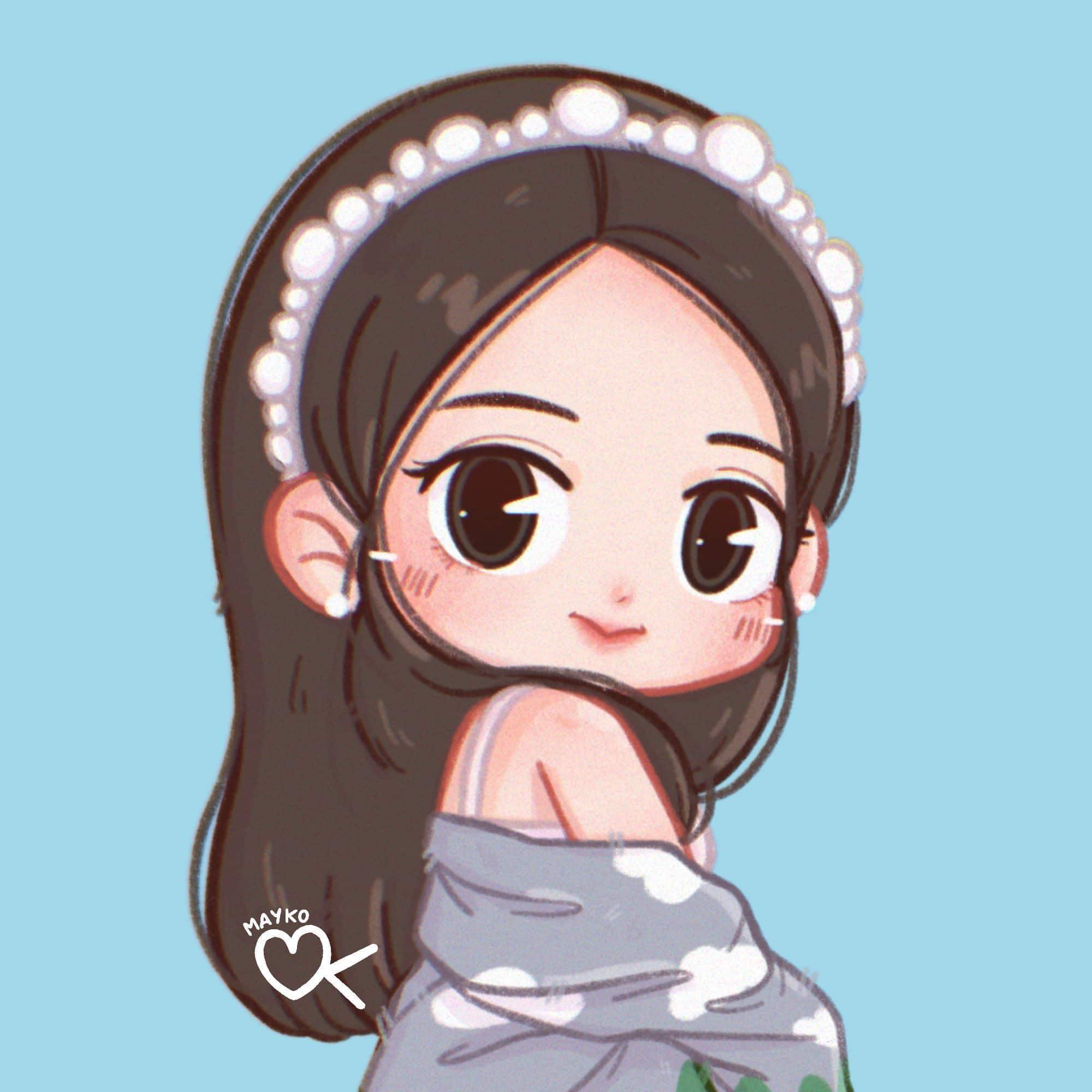 avatar chibi dễ thương