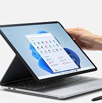 """Surface Laptop Studio: """"Trùm cuối"""" nhà Microsoft với cấu hình mạnh mẽ cùng 3 chế độ """"biến hình"""" độc đáo"""