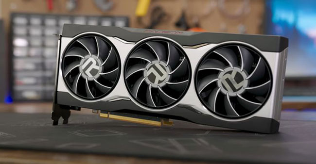 GPU AMD Radeon 6800 XT